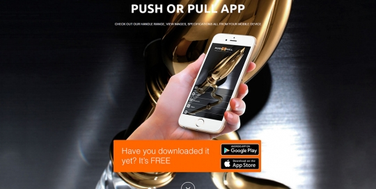 Push or Pull Mobile App