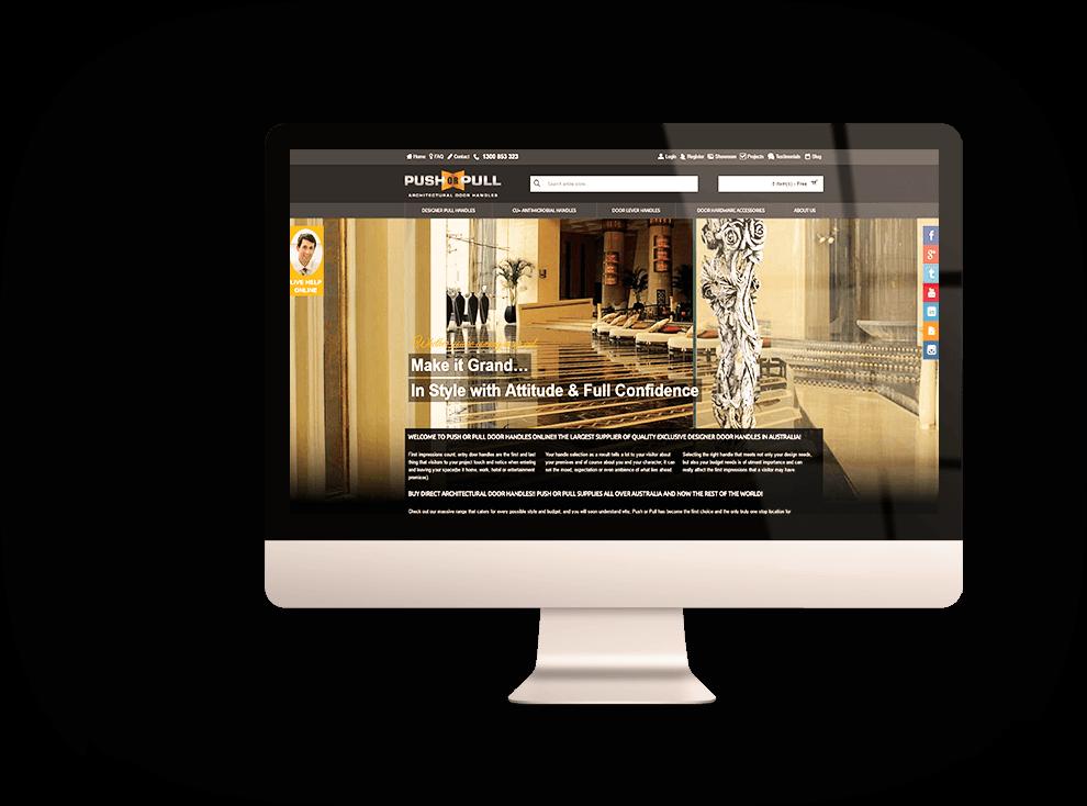 Desktop Ready Responsive Web Design Sydney