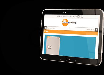 Tablet Responsive Web Design Sydney