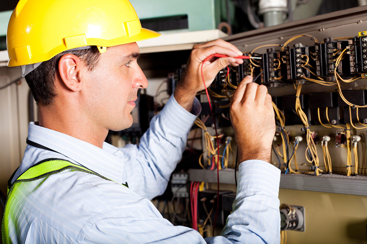 electrician in Liverpool