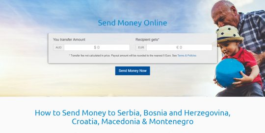 Money Transfer Australia